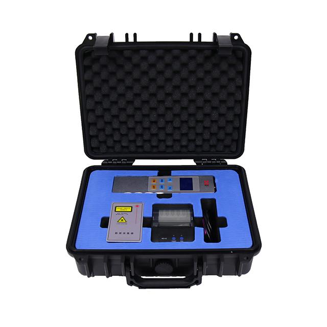 FLT-1型 叉車貨叉自然下滑量和門架傾角變化量激光測量儀